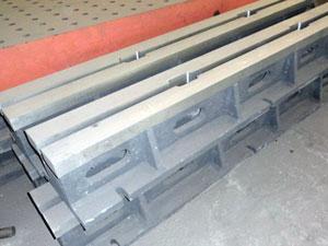 地槽铁铸件