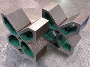 铸铁v型架