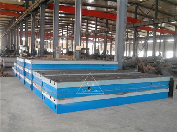 加厚铸铁平台/加厚铸铁平板