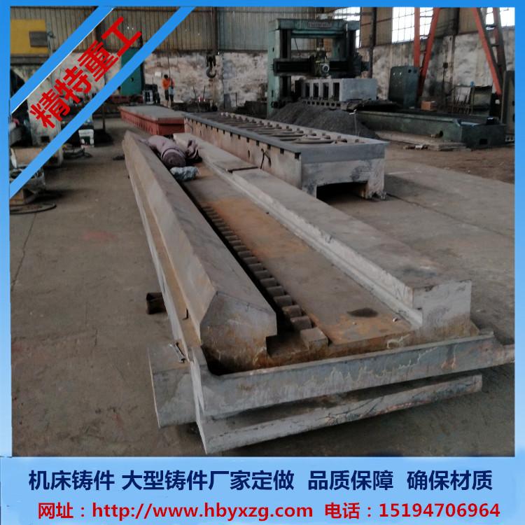 关于铸件质量对机械产品性能的影响