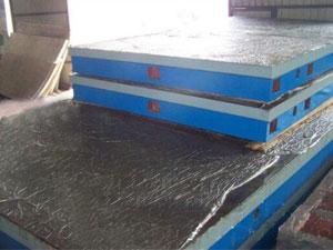 铸铁平台工程案例