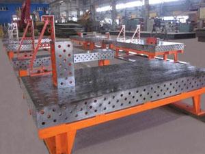三维柔性焊接平台工程案例